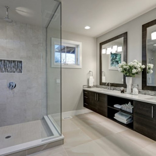 Kitchen Bathroom Remodeling Water Fire Restoration Baton Rouge LA - Bathroom remodel baton rouge